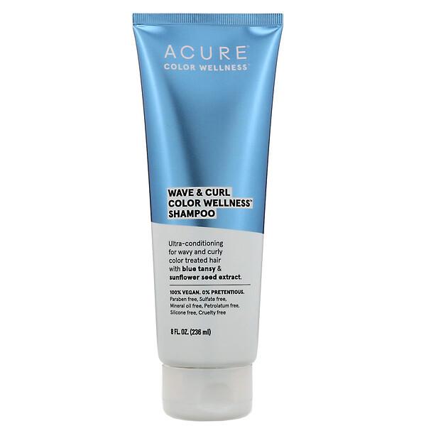 Wave & Curl Color Wellness, шампунь для волнистых и кучерявых волос, 236мл (8жидк.унций)