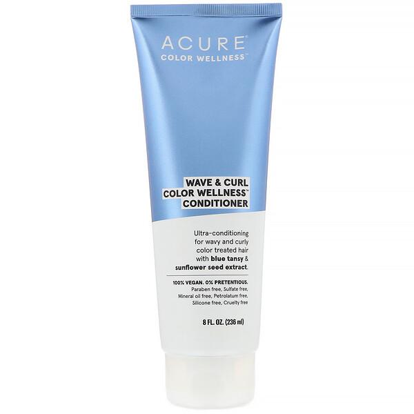 Wave & Curl Color Wellness, кондиционер для волнистых и кучерявых волос, 236мл (8жидк.унций)