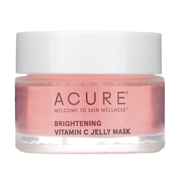 Brightening, Vitamin C Jelly Mask,  1 fl oz (30 ml)