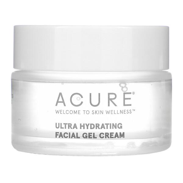 Ultra Hydrating, Facial Gel Cream, 1 fl oz (30 ml)