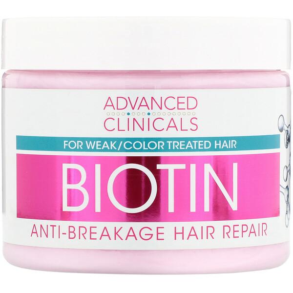 Biotin, Anti-Breakage Hair Repair, 12 fl oz (355 ml)