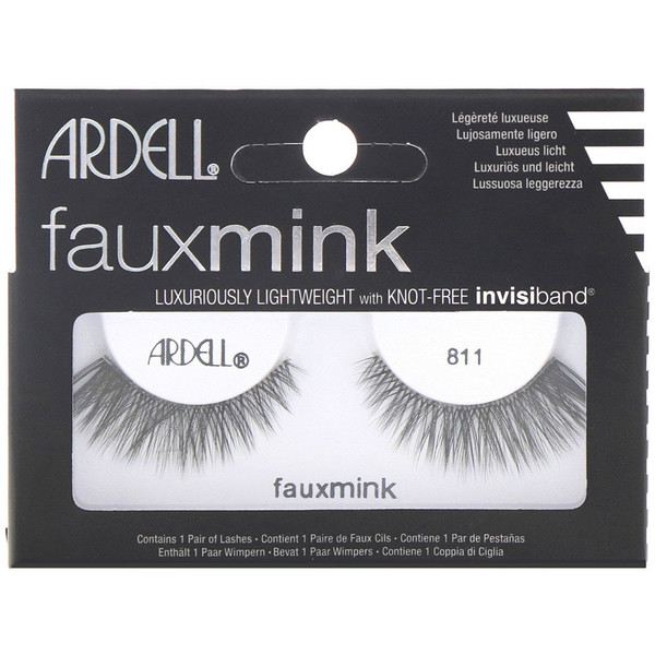 Ardell, Faux Mink, Lash #811, 1 Pair (Discontinued Item)