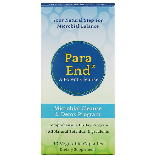 ParaEnd, мощное очищение, 90растительных капсул