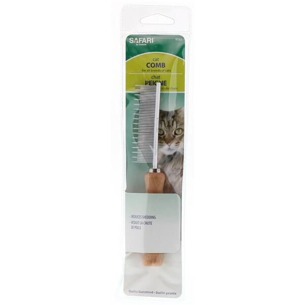 Расческа для кошек всех пород при линьке