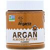 Argania Butter, Миндальная паста с аргановым маслом, классическая, 284г