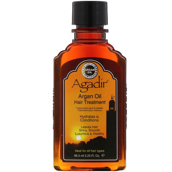 Аргановое масло, для ухода за волосами, 66,5мл (2,25жидк.унции)