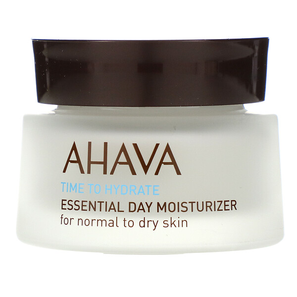 Time To Hydrate, Essential Day Moisturizer, Normal To Dry Skin, 1.7 fl oz (50 ml)