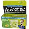 AirBorne, Заряд витамина С, лимон-лайм, 10 шипучих таблеток