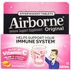 AirBorne, Шипучие таблетки, со вкусом розового  грейпфрута, 10 таблеток