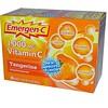 Emergen-C, Витамин С, смесь для газированных напитков со вкусом мандарина, 1000 мг, 30 пакетиков по 9,4 г каждый