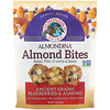 Almondina, Almond Bites, Ancient Grains Blueberries & Almonds, 5 oz (142 g)