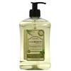 A La Maison de Provence, Жидкое мыло для рук и тела, розмарин и мята, 500 мл (16,9 жидкой унции)