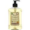A La Maison de Provence, Жидкое мыло для рук и тела, Сладкий миндаль, 16,9 унции (500 мл)