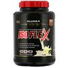 ALLMAX Nutrition, Isoflex, чистый изолят сывороточного белка (фильтрация заряженными ионными частицами), со вкусом ванили, 2,27 кг (5 фунтов)