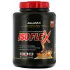 ALLMAX Nutrition, Isoflex, 100% ультра-чистый изолят сывороточного протеина (фильтрация отрицательно заряженными ионами), шоколад и арахисовое масло, 5 фунтов (2,27 кг)