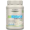 ALLMAX Nutrition, IsoNatural, чистейший изолят сывороточного белка, оригинальный вкус без ароматизаторов, 907 г (2 фунта)