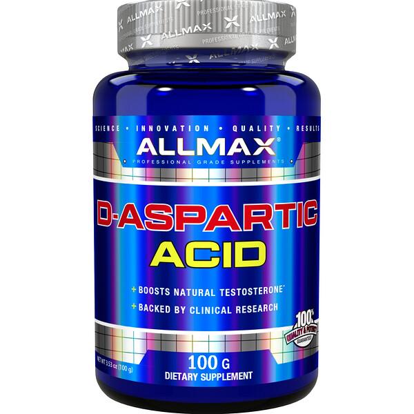 D-аспарагиновая кислота, 100г