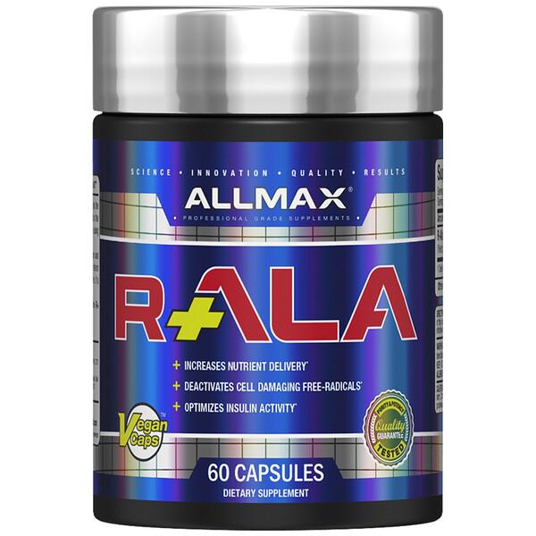 R+ALA, 60 капсул