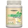 ALLMAX Nutrition, IsoNatural, 100% ультра-очищенный натуральный изолят сывороточного протеина, со вкусом ванили, 907 г