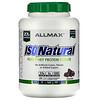 ALLMAX Nutrition, IsoNatural, 100% ультра-чистый изолят сывороточного белка, шоколадный, 5 фунтов