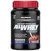 ALLMAX Nutrition, AllWhey Classic, 100% сывороточный протеин, шоколад, 907г (2фунта)