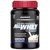 ALLMAX Nutrition, AllWhey Classic, 100% сывороточный протеин, французская ваниль, 2 фунта (907 г)