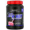 ALLMAX Nutrition, AllWhey Classic, 100% сывороточный протеин, клубника, 2 фунта (907 г)