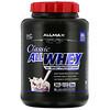 ALLMAX Nutrition, AllWhey Classic, 100% сывороточный белок, печенье и сливки, 5 фунтов (2,27 кг)