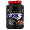 ALLMAX Nutrition, AllWhey Classic, 100% сывороточный протеин, шоколад, 2,27кг (5фунтов)