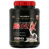 ALLMAX Nutrition, Isoflex, 100% чистый изолят сывороточного белка (фильтрация ИСБ частицами, заряженными ионами), со вкусом печенья и сливок, 2,27кг (5фунтов)
