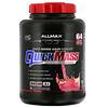 ALLMAX Nutrition, Quick Mass, катализатор быстрого набора массы, клубника-банан, 2,72 кг (6 фунтов)