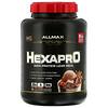 ALLMAX Nutrition, Hexapro, смесь из 6 протеинов ультрапремиального качества, шоколад, 2,27кг (5фунтов)