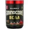 ALLMAX Nutrition, AMINOCORE BCAA, Fruit Punch, 0.69 lbs (315 g)