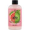 Fruits & Passion, ALO, Milky Foaming Bath, Grapefruit Guava, 8.4 fl oz (250 ml)