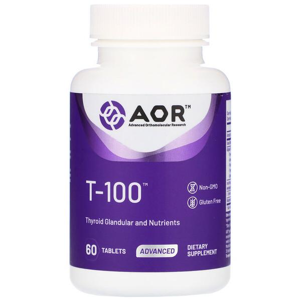 T-100, 60 таблеток