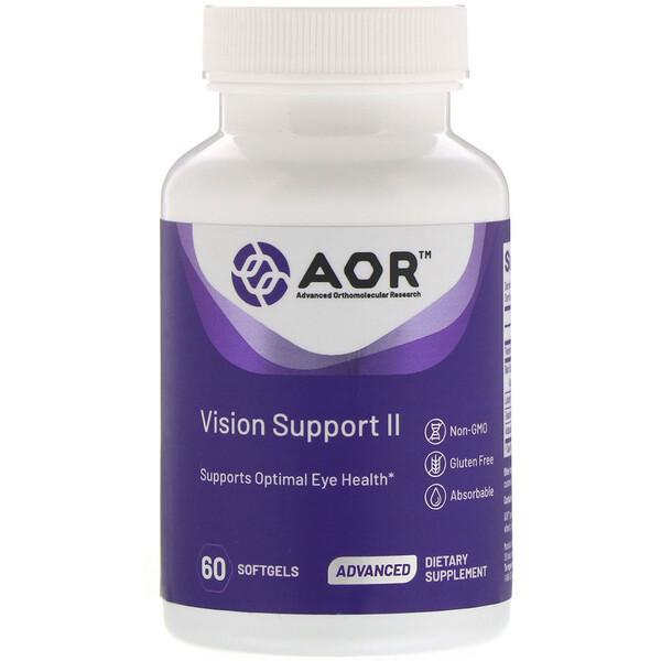 VisionSupportII, 60мягких таблеток
