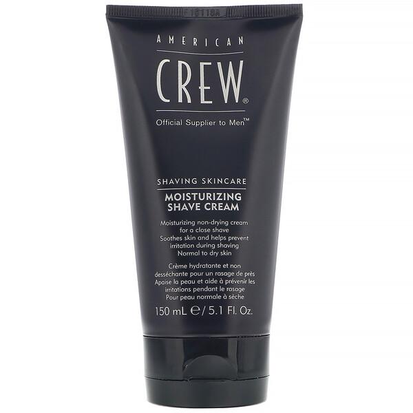 American Crew, Shaving Skincare, увлажняющий крем для бритья, 150мл (5,1жидкой унции) (Discontinued Item)