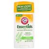 Arm & Hammer, Essentials Natural — дезодорант, для мужчин и женщин, свежий аромат, 2,5 унции (71 г)
