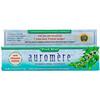Auromere, Аюрведическая зубная паста на травах, свежая мята, 117г (4,16унции)