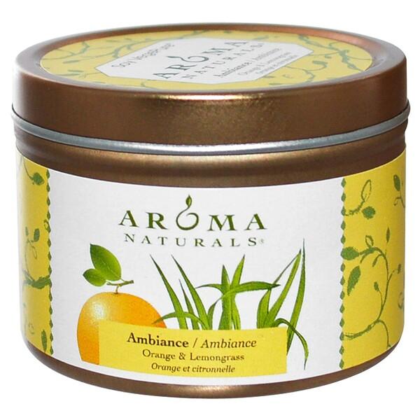 Соя VegePure, для настроения, апельсин и лимонное сорго, 2,8 унции (79.38 гр)