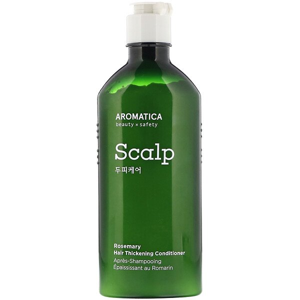 Aromatica, Rosemary Hair Thickening Conditioner, 8.4 fl oz (250 ml)