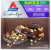 Atkins, Endulge, шоколадный торт с орехами 5 батончиков, 1.41 унции (40 г) каждый