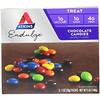 Atkins, Treat Endulge, шоколадные конфеты, 5 упаковок, весом 28 г (1 унция) каждая