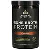 Dr. Axe / Ancient Nutrition, протеин из костного бульона, со вкусом шоколада, 504г (17,8унции)