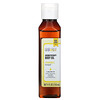 Aura Cacia, Ароматерапевтическое масло для тела, успокаивающая ромашка, 4 жидких унции (118 мл)