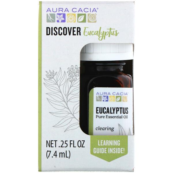 Discover Eucalyptus .25 fl oz (7.4 ml)