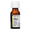 Aura Cacia, Чистое эфирное масло, ваниль, 15мл (0,5жидк. унции)