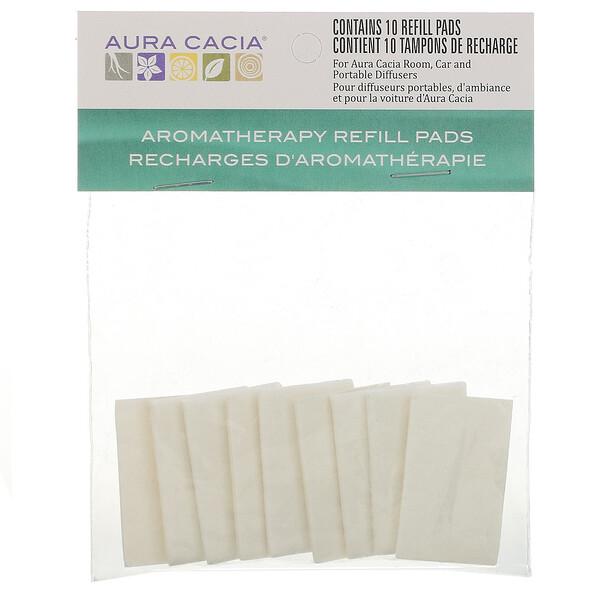 Aromatherapy Refill Pads, 10 Refill Pads