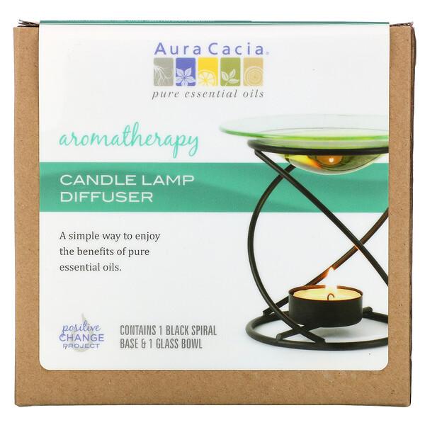 Лампа с диффузором для ароматических свечей