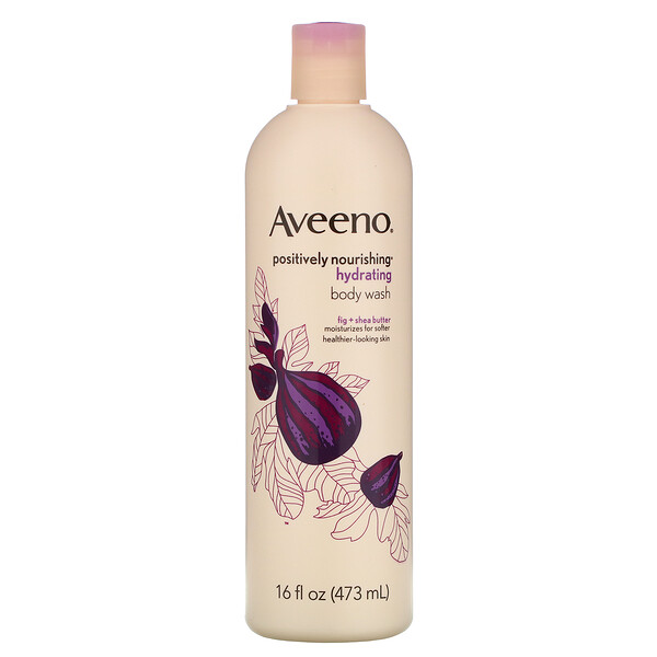 Active Naturals, Positively Nourishing, Ultra Hydrating Body Wash, 16 fl oz